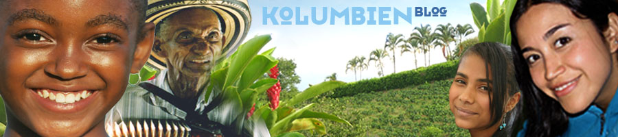 Kolumbien Blog